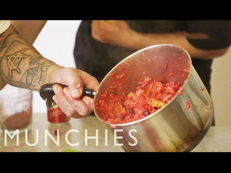 How To Make Prison Style Sweet and Sour Pork With Andy Roy