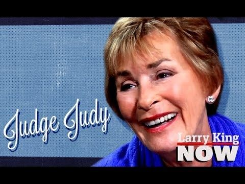 """The King welcomes back the Judge! The Honorable Judge Judy Sheindlin lambastes politicians, Knockout Games, and the state of the American justice system. Plus, she reveals her favorite TV judge and if she'd support Hillary in 2016.  If you live in the US - watch this full episode of """"Larry King Now"""" on Ora TV & Hulu: http://on.ora.tv/LuarGS"""