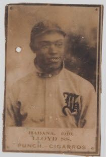 negro league baseball   Negro League Baseball - True Champions / 1910 Punch John Henry Lloyd ...