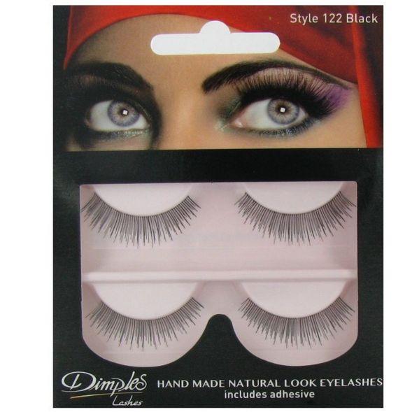 Buy Dimples False Eyelashes 122 Online at Cosmetics4uonline.co.uk - Cosmetics4uOnline.co.uk