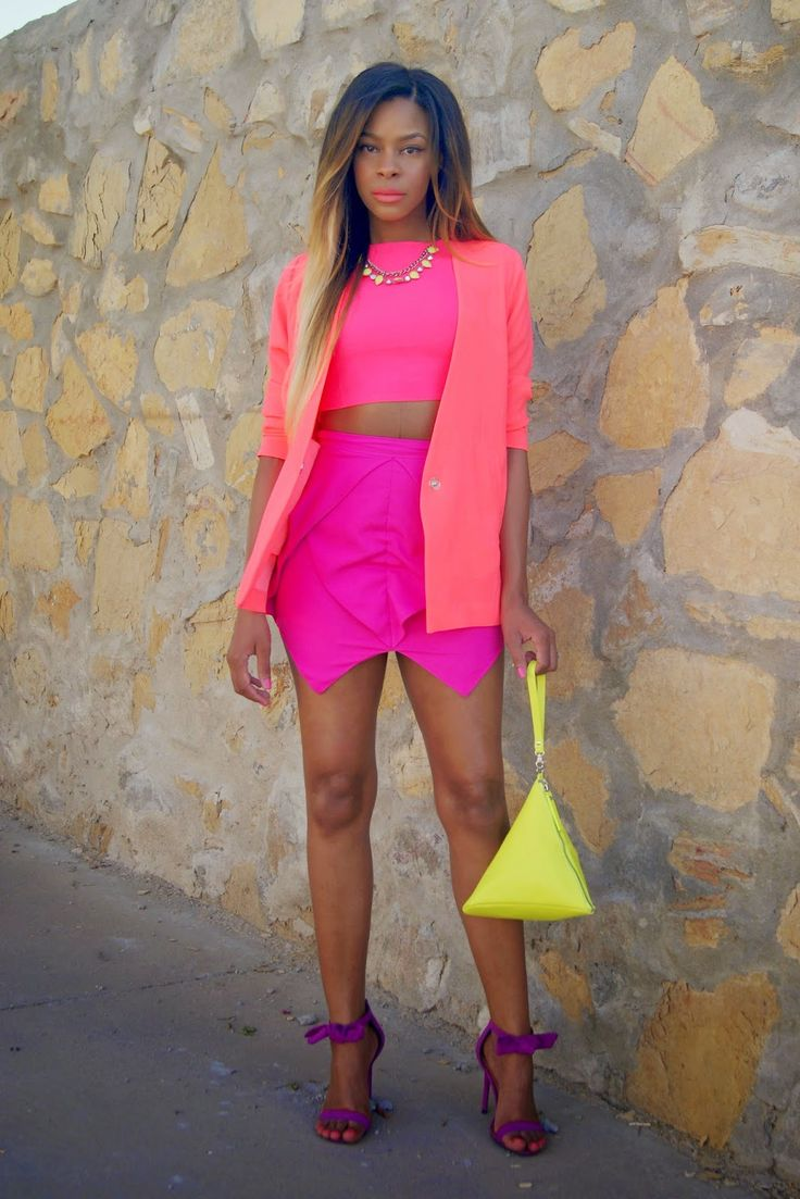 the 25 best neon outfits ideas on pinterest  gym fashion