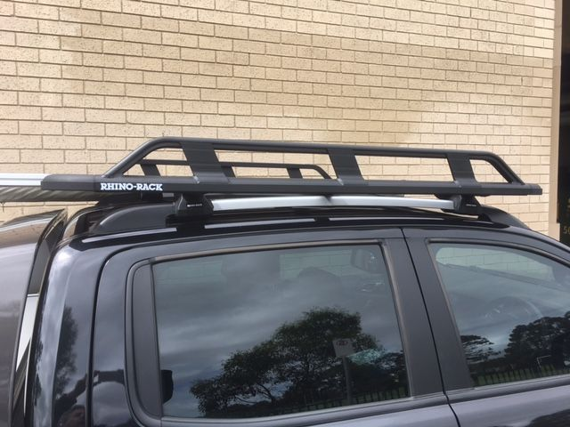 Ford Ranger Wildtrak Fx4 Px 4dr Ute Double Cab With Roof Rails