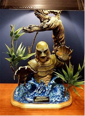 Creature from The Black Lagoon Universal Monsters Lamp ...