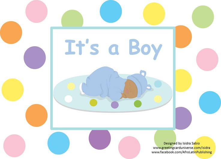 baby showers or right after the baby is born baby shower card