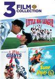 3 Film Favorites: Kids Sports - Little Big League/Little Giants/Surf Ninjas [DVD]