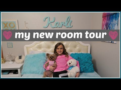 ❤ MY NEW ROOM TOUR 2015 ❤ ~ Our Family Nest