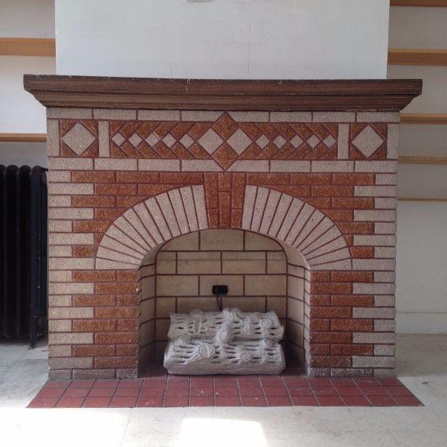 36 best Fabulous Faux Fireplaces images on Pinterest | Faux ...