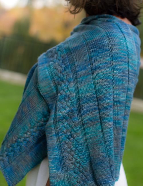 Bay of Fundy Scarf - Free Pattern!