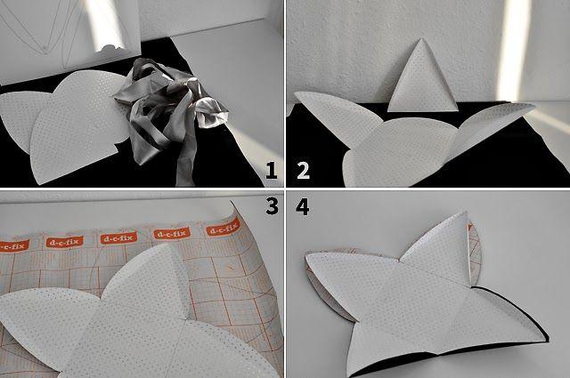 anunkblog: DIY: dárková krabička, #DIY #gift #box #wrapping #template
