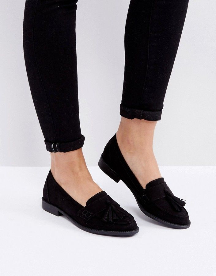 Park Lane Soft Loafer Flat Shoe