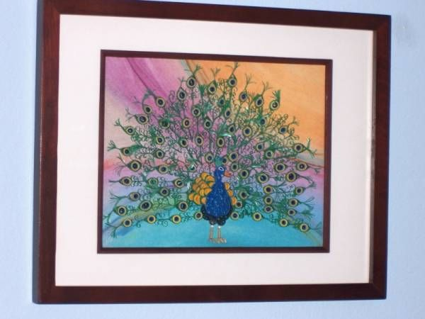 peacockPaper Quilling, Quilling Forum, Art Crafts, Quilling Creations, Quilling Gallery, Lead Suppliers, Peacocks Quilling, Paper Crafts, Creations Quilling
