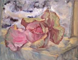 janet dawson - Scribble rock red cabbage