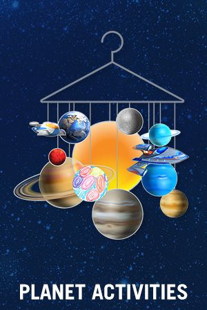 Miles From Tomorrowland: Space Missions - Planets Activities