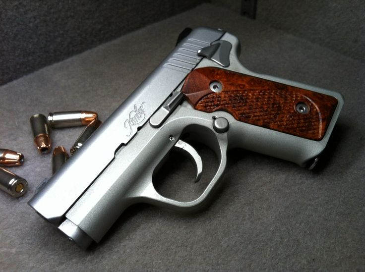 Kimber Solo with SGM Grips