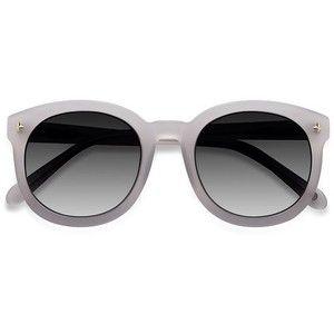 Women's Paige - White round - 16797 Rx Sunglasses