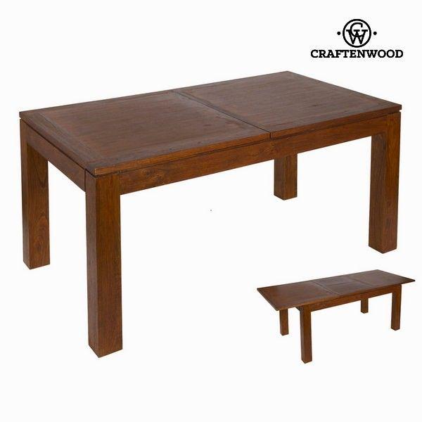 El mejor precio en Hogar 2017 en tu tienda favorita https://www.compraencasa.eu/es/mesas-sillas/65442-mesa-extensible-nature-nogal-coleccion-nogal-by-craftenwood.html