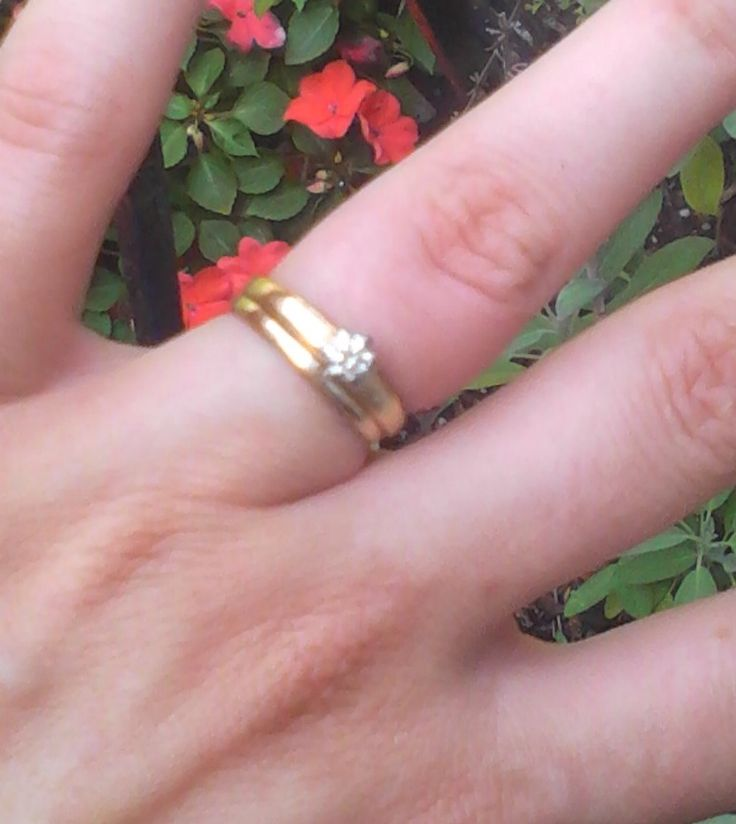 With kids, pets, crafts, gardens, cooking, and other messy things in our lives we find that our wedding bands and other jewelry are getting ...