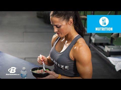 Elite Body: Erin Stern's 4-Week Fitness Trainer, Nutrition Overview