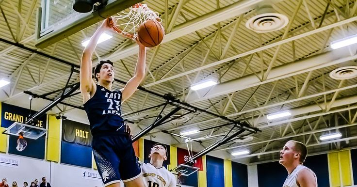 Top 2018 in-state player Brandon Johns commits to Michigan basketball - Detroit Free Press