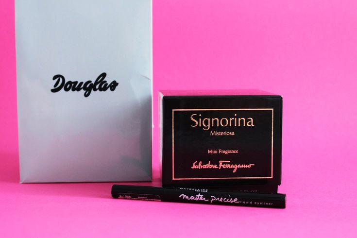 Despre prima mea comanda Douglas online <3  #shopping #cosmetics #makeup #fragrance #blogger