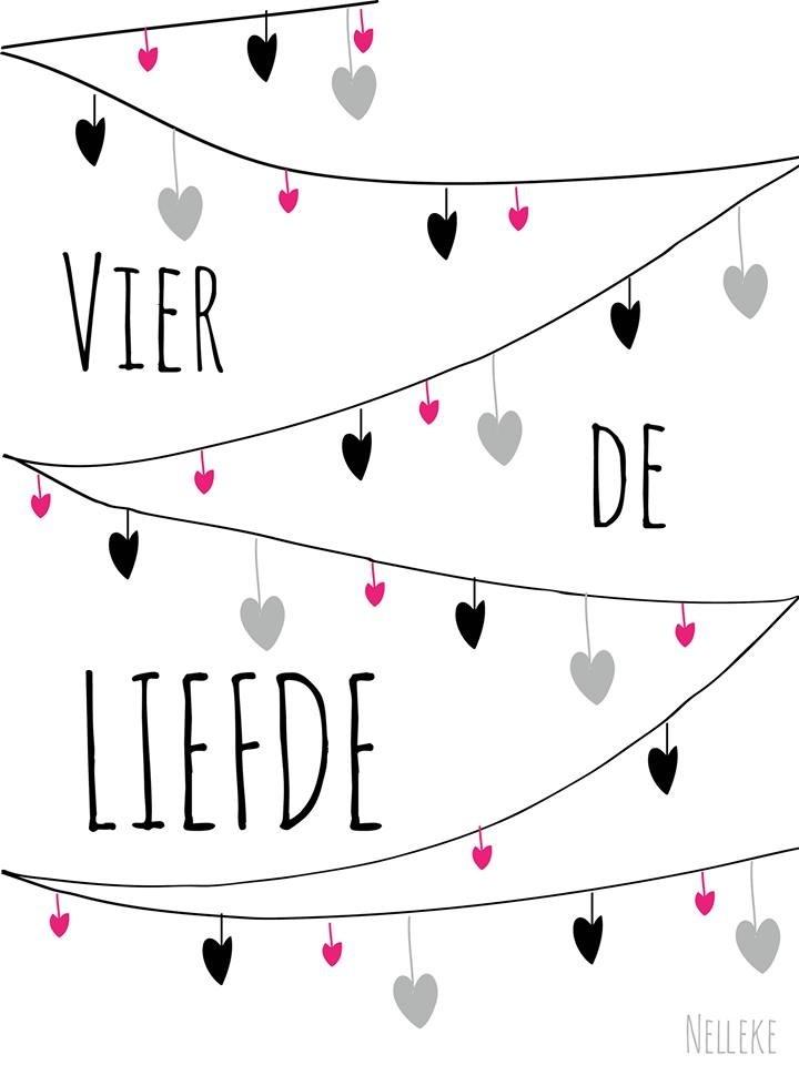 'Vier de Liefde.'