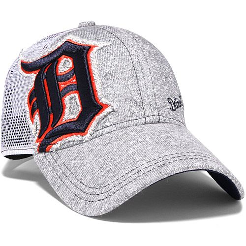 Detroit Tigers Women's M-Twist Trucker 9FORTY Adjustable Cap by New Era - https://www.etsy.com/shop/OurCufflinkShop Shop