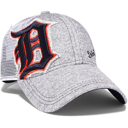 Detroit Tigers Women's M-Twist Trucker 9FORTY Adjustable Cap by New Era - MLB.com Shop