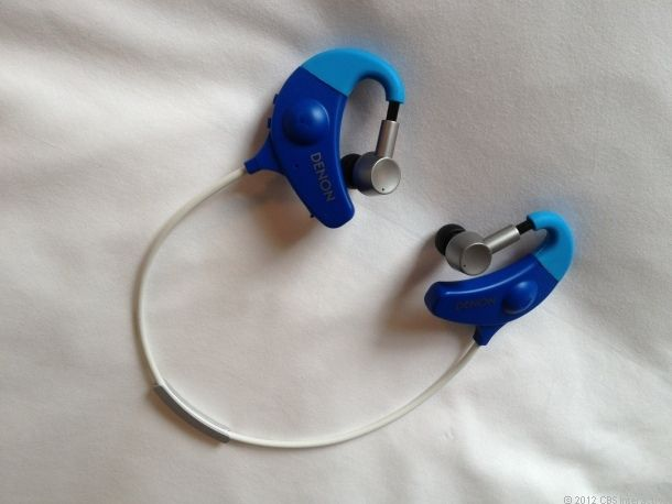 Denon Exercise Freak - Headphones - No annoying cord!