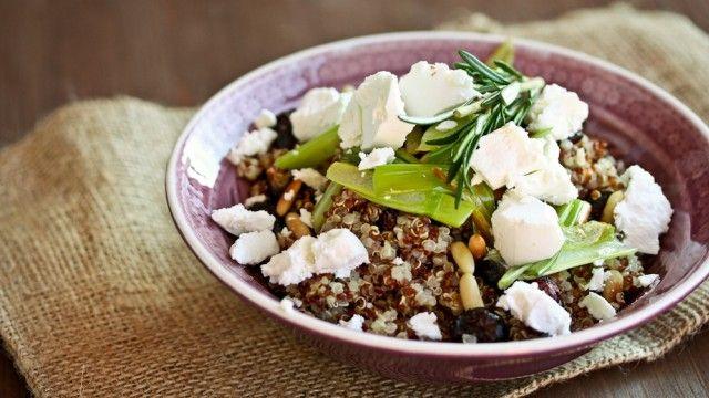 Kochnische zu Quinoa Das Korn, das alles kann