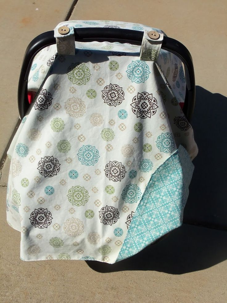 My sister is due any day now with her second baby girl. I decided that she needed a car seat canopy. So much better than just draping a blanket over the seat! I found this great little tutorial on creatively christy. FYI, you will need about a yard and 1/4 of the top fabric. I …