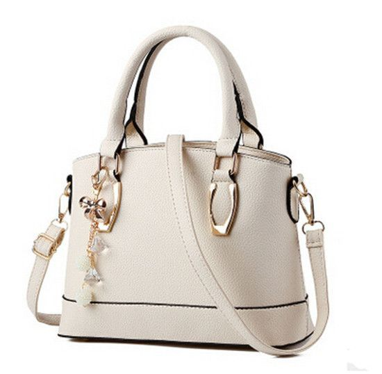 DIDA BEAR Bolsas Femininas Women's Handbag Women Shoulder Bag PU Leather Casual Fashion Messenger bags Femme Sac A main Beige