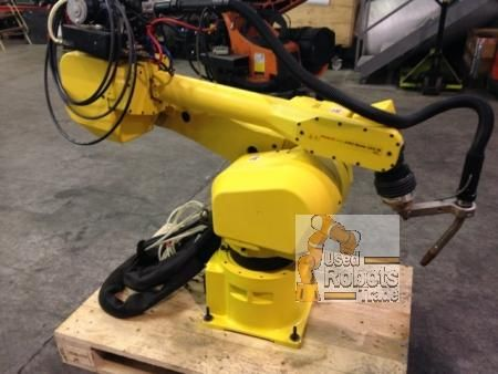 You Can Buy Various High Quality Used Fanuc Robot Products from Used Robots Trade. With FANUC America's educational robots, students can learn to utilize the latest automation technology while applying Science, Technology, Engineering etc. FANUC Robotics also offers a broad range of different robot models which are useful in foundry situation.