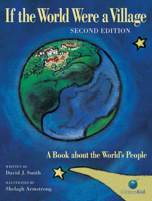 Wondering what sort of books to read to your little global citizens? Look no further!