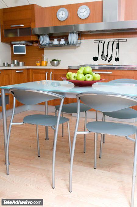 29 best images about mi futura cocina on pinterest - Vinilos decorativos para cocina ...