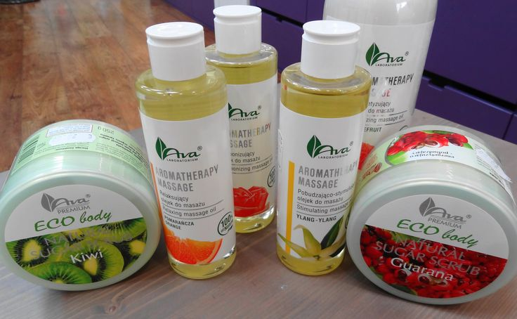 Da Ava Laboratorium una linea di scrub ed oli per il corpo ricca di estratti naturali e perfetti per preparare la pelle all'abbronzatura !