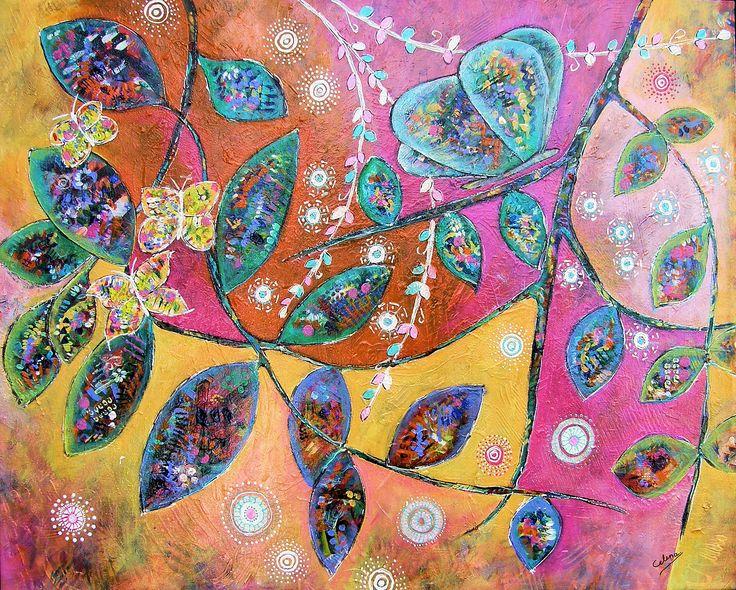 SPring Flora by Celina Schou