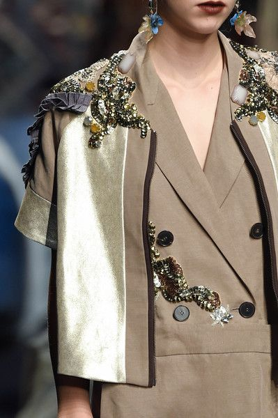 Antonio Marras at Milan Spring 2016 (Details)