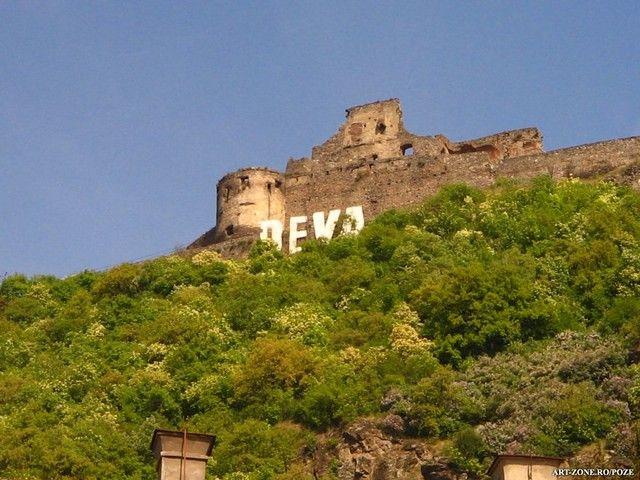 The most beautiful pictures of Romania: Deva Citadel