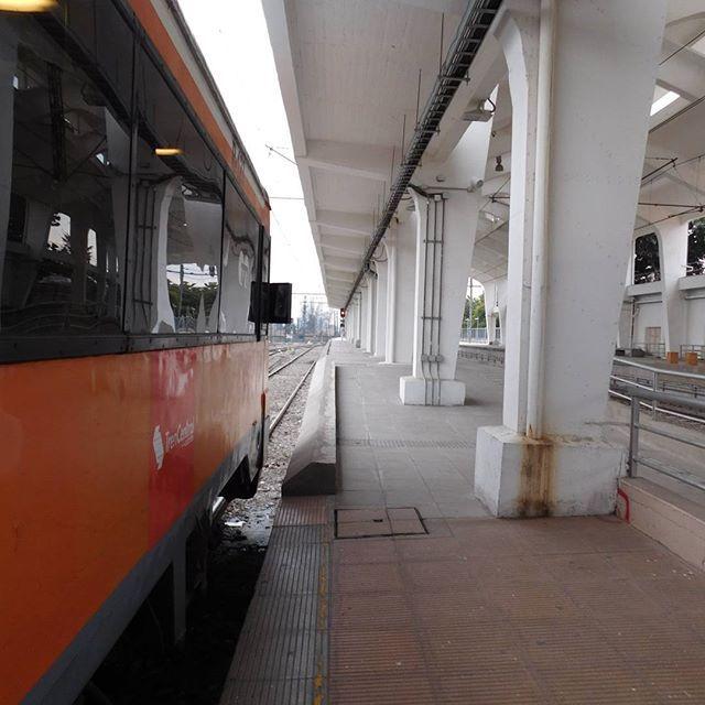Estación de Trenes de Rancagua #rancagua #estaciondetren #nikonl840 #nikonchile
