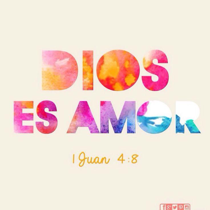 «Pero el que no ama no conoce a Dios, porque Dios es amor». —1 Juan 4:8