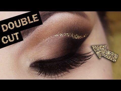 Double Cut Efeito Profissional - Aprenda uma nova técnica de maquiagem -...