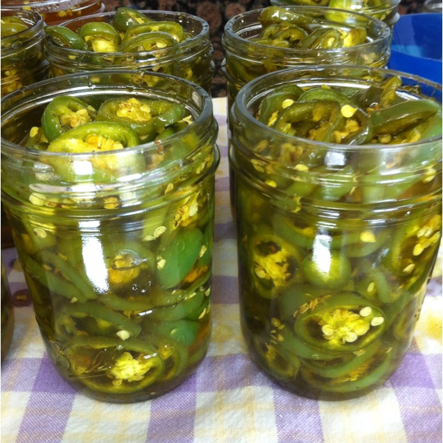 Candied Jalapeños | Recipes and yummy FOOD! | Pinterest