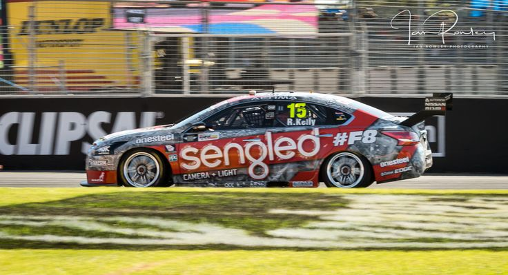 Rick Kelly, Sengled Racing, Clipsal 500 2017