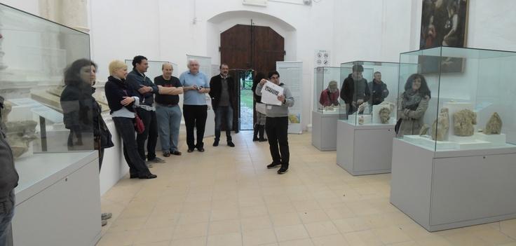 """Museo Civico Archeologico """"La Cuma"""" - Monte Rinaldo, Fermo, Marche: #InvasioneCompiuta #InvasioniDigitali:  @Invasioni Digitali @CescoCap"""