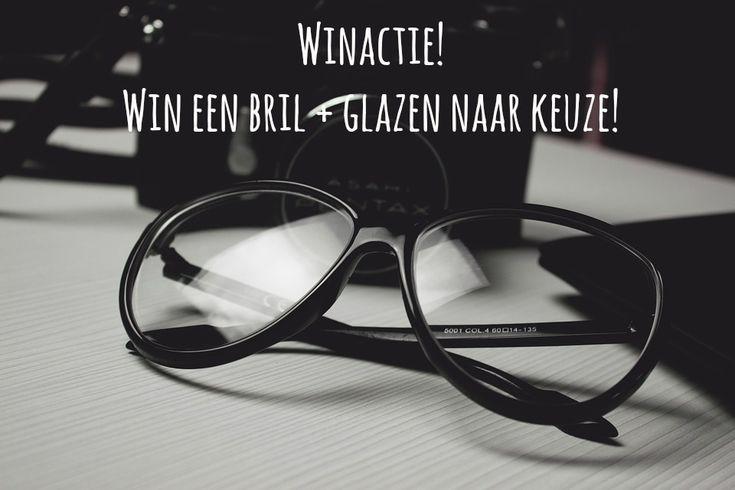 Winactie: Win een bril + glazen naar keuze!