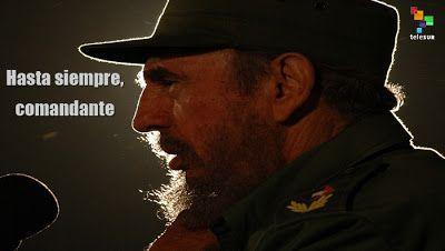#HASTASIEMPRECOMANDANTE: MURIO FIDEL CASTRO EL EJEMPLO ANTIIIMPERIALISTA DE LOS PUEBLOS DEL MUNDO   Fallece Fidel Castro líder de la Revolución Cubana a los 90 años  telesurtv.net  El líder de la Revolución Cubana Fidel Castro falleció este viernes a los 90 años de edad anunció este viernes su hermano el presidente Raúl Castro en una alocución en la televisión estatal. El legado antiimperialista de Fidel vive en el pueblo cubano que llora la partida física de su líder.  El emblemático líder…