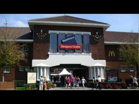 Ein schönes Einkaufscenter bei unseren Nachbarn in den Niederlanden.  Lohnt sich! Unser spezieller Tipp