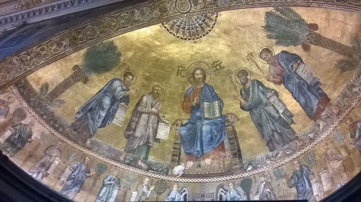 Cupola, Basilica di San Paolo, #Roma