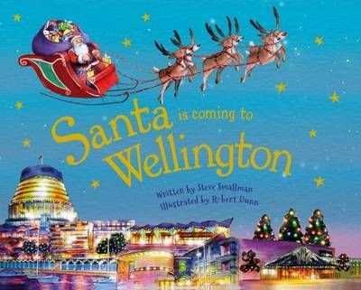 Follow Santa as he journeys across our favourite city!