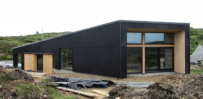 Fiscavaig Blackhouse: Rural Design Architects - Isle of Skye and the Highlands and Islands